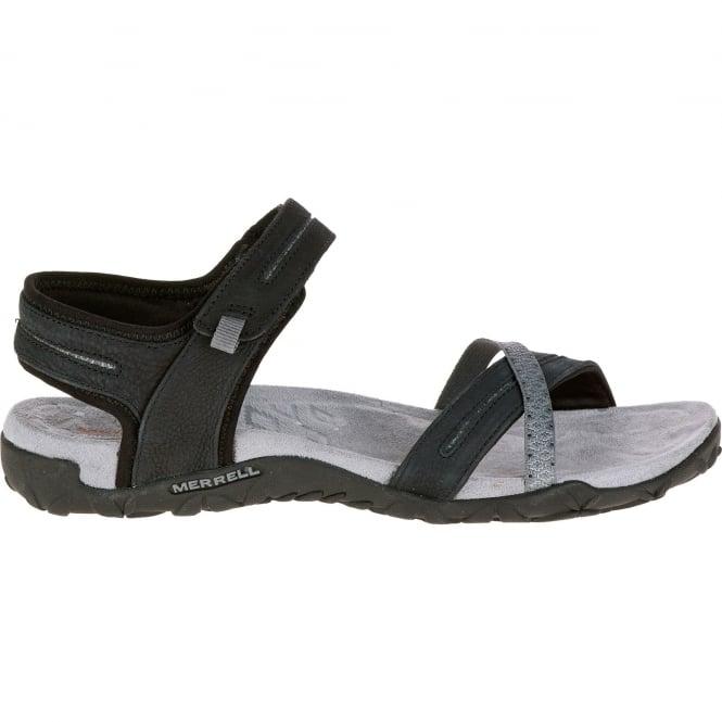 4c7d6447389c Merrell Ladies Terran Cross II Sandal Black - Footwear from Great ...