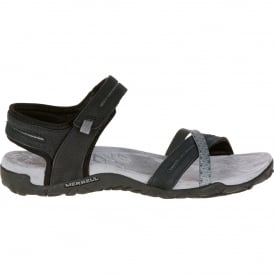 Ladies Terran Cross II Sandal Black