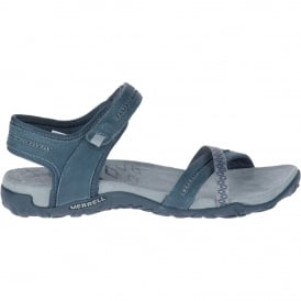 Ladies Terran Cross II Sandal Slate Black