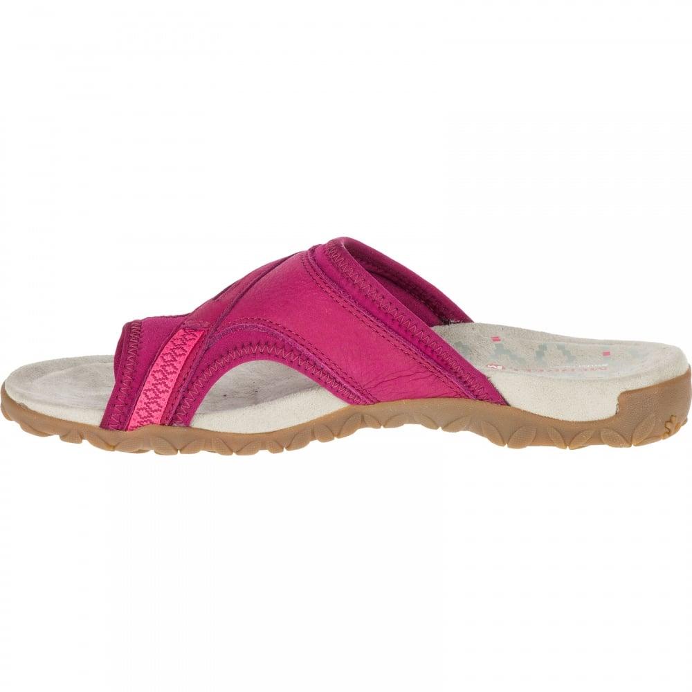 e36808381 Merrell Ladies Terran Post II Sandal Fuchsia - Footwear from Great ...