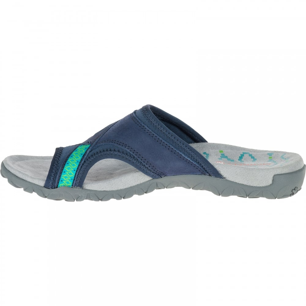 d16c9cb98341 Merrell Ladies Terran Post II Sandal Navy - Footwear from Great ...
