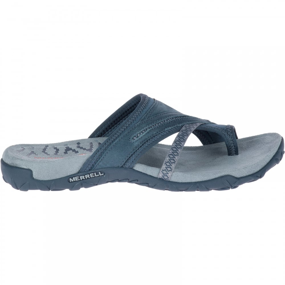 175c7c4a63f9 Merrell Ladies Terran Post II Sandal Slate Black - Footwear from Great  Outdoors UK