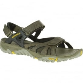 Mens Allout Blaze Sieve Convertible Olive