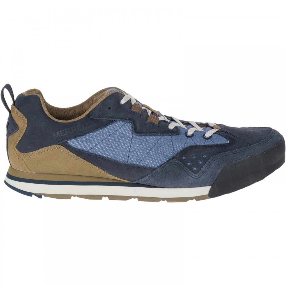 43fb43981e9cb Merrell Mens Burnt Rock Tura Denim Shoe Kangaroo - Footwear from ...