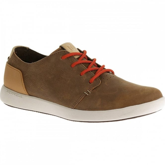 Merrell Mens Freewheel Lace Shoe Brown