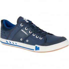 Mens Rant Shoe Indigo