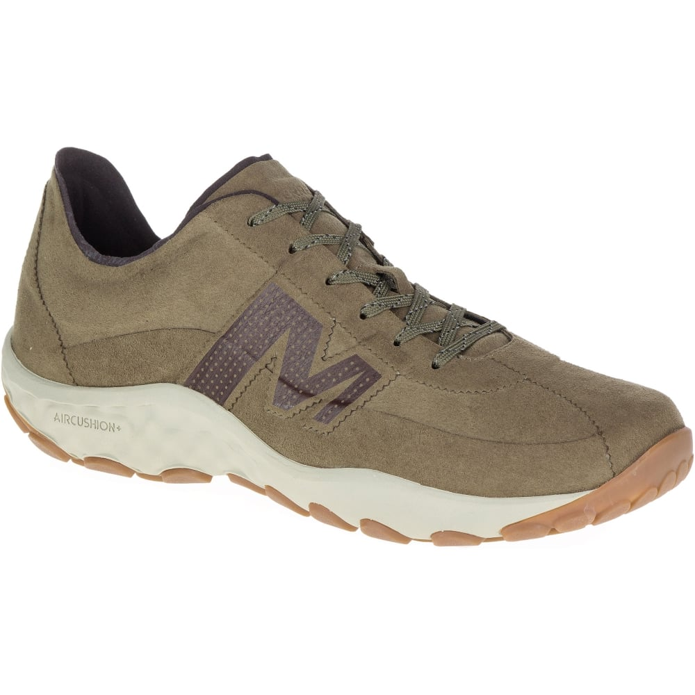 9bc9c87110 Merrell Mens Sprint Lace AC+ Shoe Olive - Footwear from Great ...