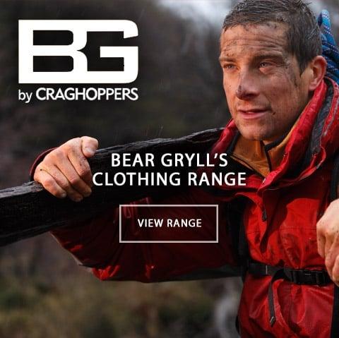 Beary Grylls