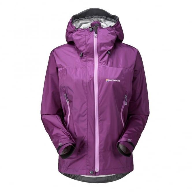 1aa486c6 Montane Ladies Atomic Jacket Berry - Free UK Delivery