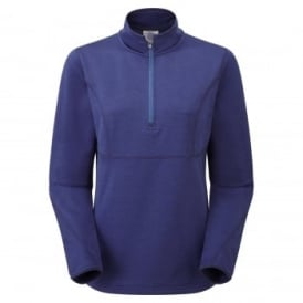 Ladies Sirinek Fleece Pull On Antartic Blue