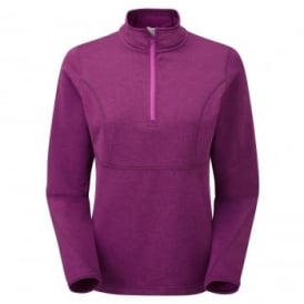Ladies Sirinek Fleece Pull On Dahlia