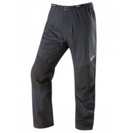 Mens Astro Ascent eVent Trousers Black