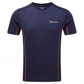 Mens Dart T-Shirt Antarctic Blue