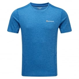 Mens Dart T-Shirt Electric Blue