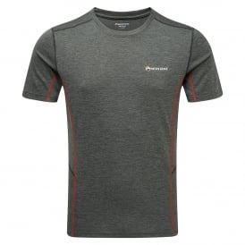 Mens Dart T-Shirt Shadow/Red