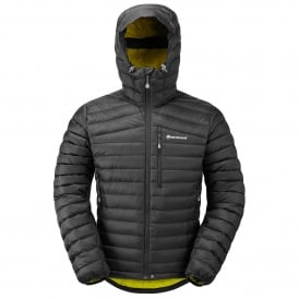 Mens Featherlite Down Jacket Black