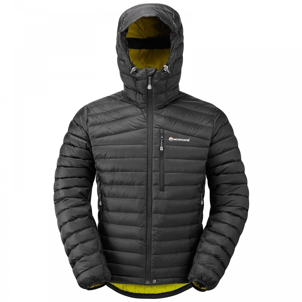 5eb3ff20962 Montane Mens Featherlite Down Jacket Black - Mens from Great Outdoors UK