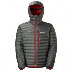 Mens Featherlite Down Jacket Shadow