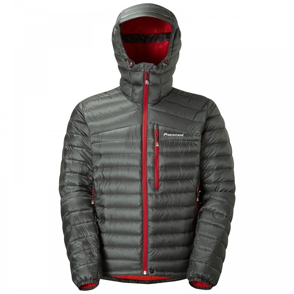 4e42582018f9 Montane Mens Featherlite Down Jacket Shadow - Mens from Great ...
