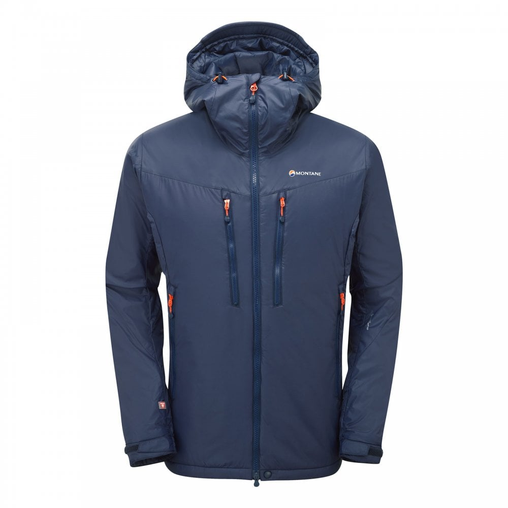 Montane Men/'s Icarus Jacket Antarctic Blue