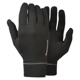 Mens Power Dry Glove Black