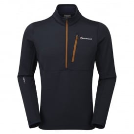 Mens Power Up Pull On Softshell Antarctic Blue