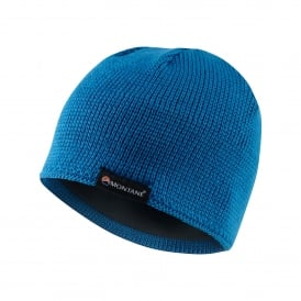 Mens Resolute Beanie Electric Blue