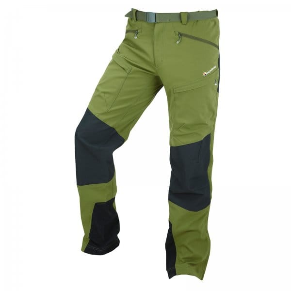 Montane Mens Super Terra Pants Triassic Green Mens From