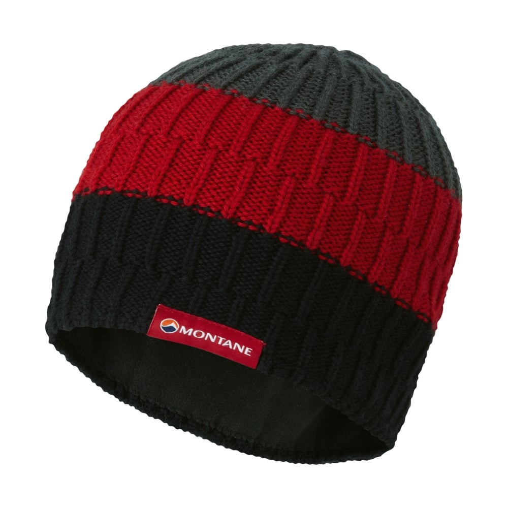 9a0cfb7f3d3 Montane Mens Windjammer Halo Beanie Black - Mens from Great Outdoors UK