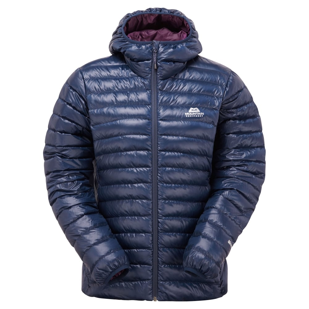 Mountain Equipment Ladies Arete Hooded Jacket Cosmos - Ladies from ... fdc4c0812