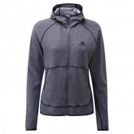 Ladies Calico Fleece Jacket Welsh Slate