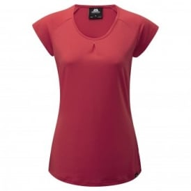 Ladies Equinox T-Shirt Hibiscus