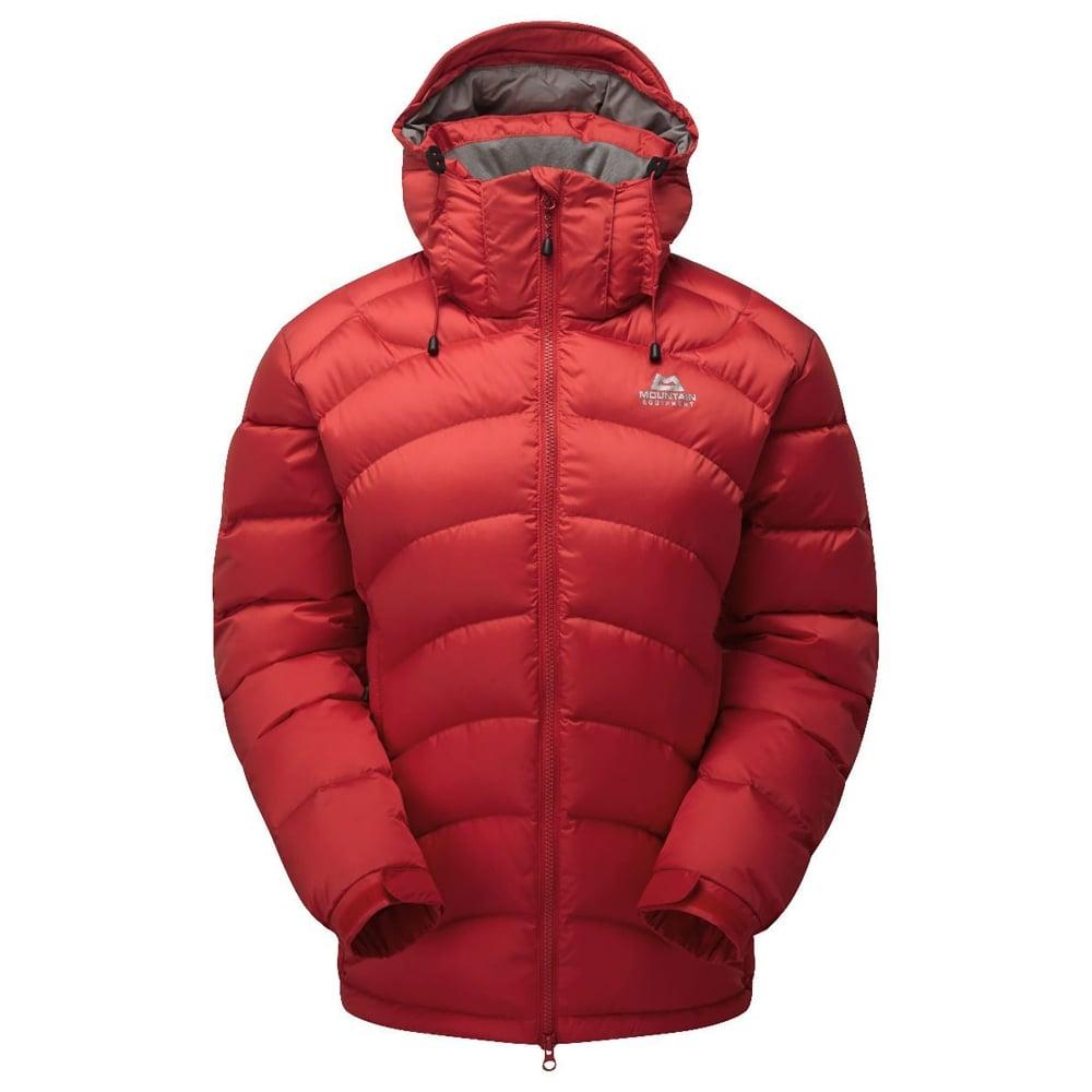10760456957 Mountain Equipment Ladies Lightline Down Jacket Barbados Red ...