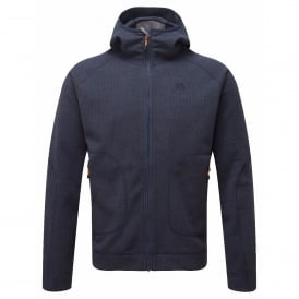Mens Arrowhead Fleece Jacket Cosmos