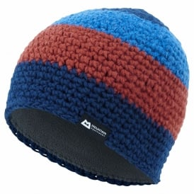 Mens Flash Beanie Navy