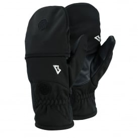 Mens G2 Alpine Combi Mitt Black