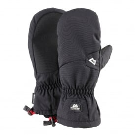 Mens Mountain Mitt Black