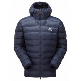 Mens Skyline Hooded Jacket Cosmos