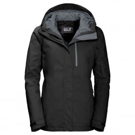Northern Lake Jkt - Black