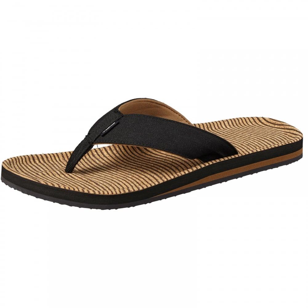 buy online e2188 86fa8 Mens Chad Flip Flops Beige
