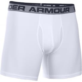 Oseries Boxer - White/Steel
