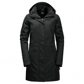 Ottawa W Coat - Black