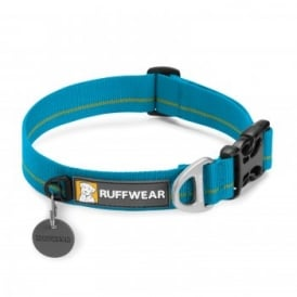 Hoopie Collar Baja Blue