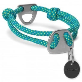 Knot-a-Collar Blue Spring