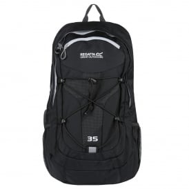 Atholl II 35 Litre Rucksack Black/Light Steel