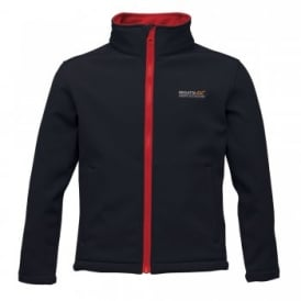 Boys Canto III Softshell Jacket Black