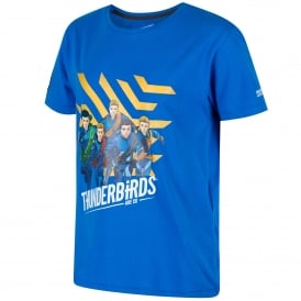 Boys Heatshield T-Shirt Oxford Blue