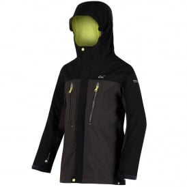 Boys Hipoint Stretch III Jacket Black
