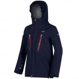 Boys Hipoint Stretch III Jacket Navy