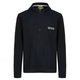 Boys Hotshot II Fleece Black/Black